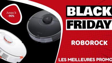 Aspirateur Roborock Black Friday : les meilleures offres et promos