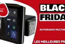 Autoradio multimédia Black Friday : les meilleures offres et promos