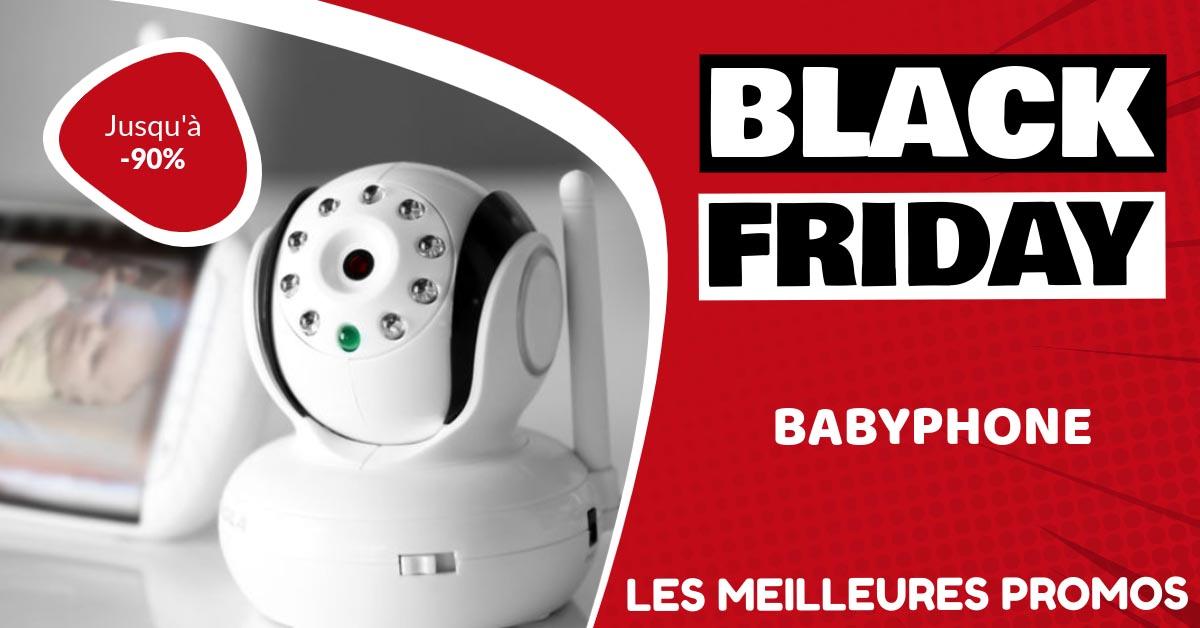 Babyphone Black Friday : les meilleures offres et promos