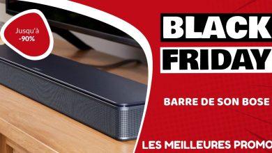Barre de son Bose Black Friday : les meilleures offres et promos