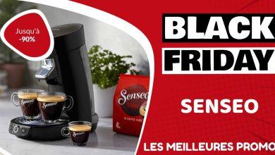Cafetière Senseo Black Friday : les meilleures offres et promos