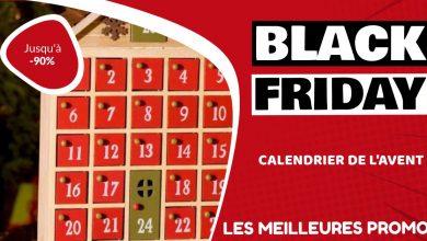 Calendrier de l'avent Black Friday : les meilleures offres et promos