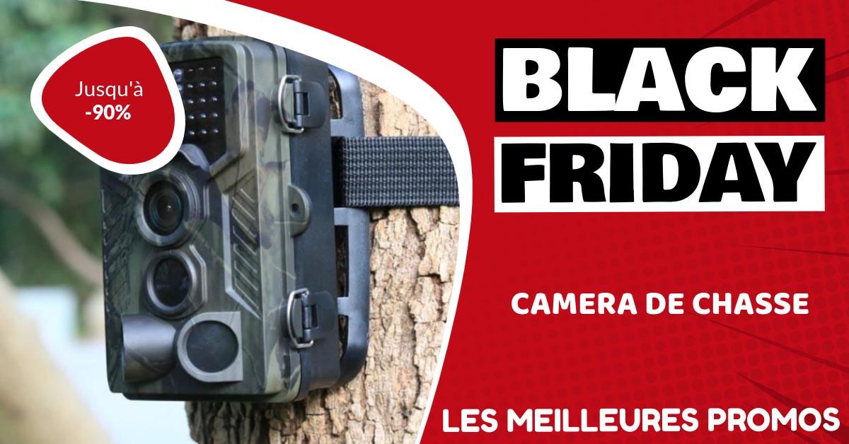 Caméra de chasse Black Friday : les meilleures offres et promos