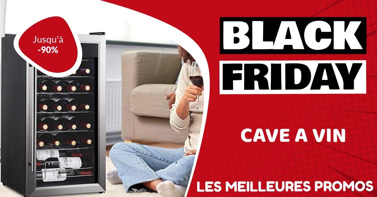 Cave à vin Black Friday : les meilleures offres et promos