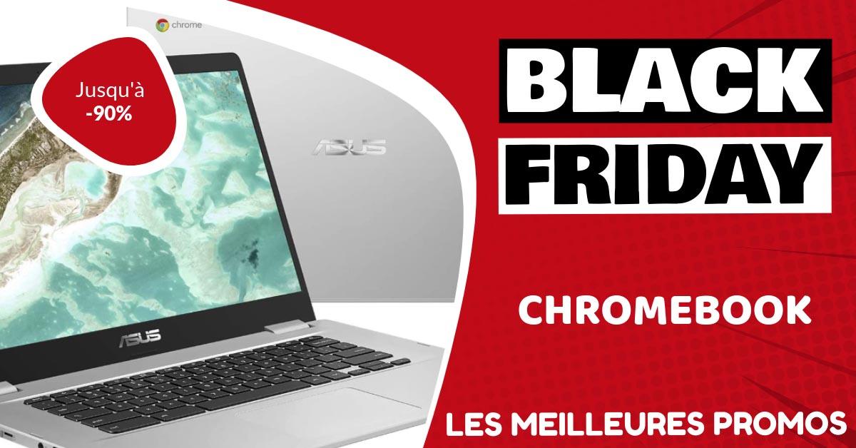 Chromebook Black Friday : les meilleures offres et promos