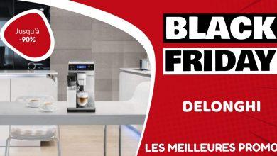 Delonghi Black Friday : les meilleures offres et promos