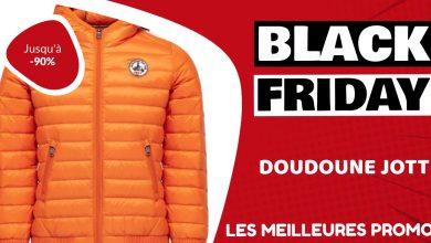 Doudoune jott Black Friday : les meilleures offres et promos