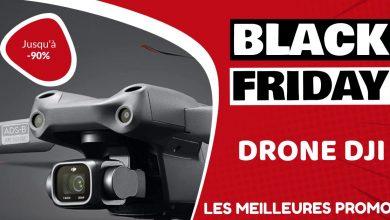Drone Dji Black Friday : les meilleures offres et promos