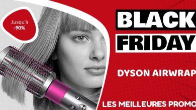 Dyson Airwrap Black Friday : les meilleures offres et promos