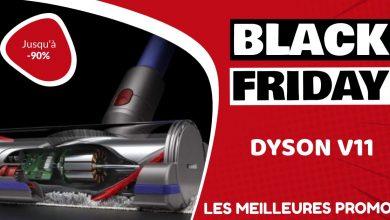 Dyson V11 Black Friday : les meilleures offres et promos