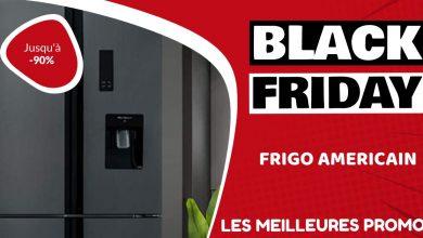 Frigo américain Black Friday : les meilleures offres et promos