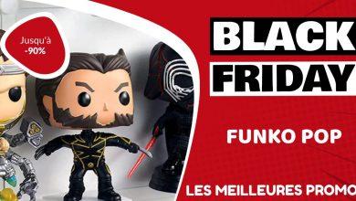 Funko Pop Black Friday : les meilleures offres et promos