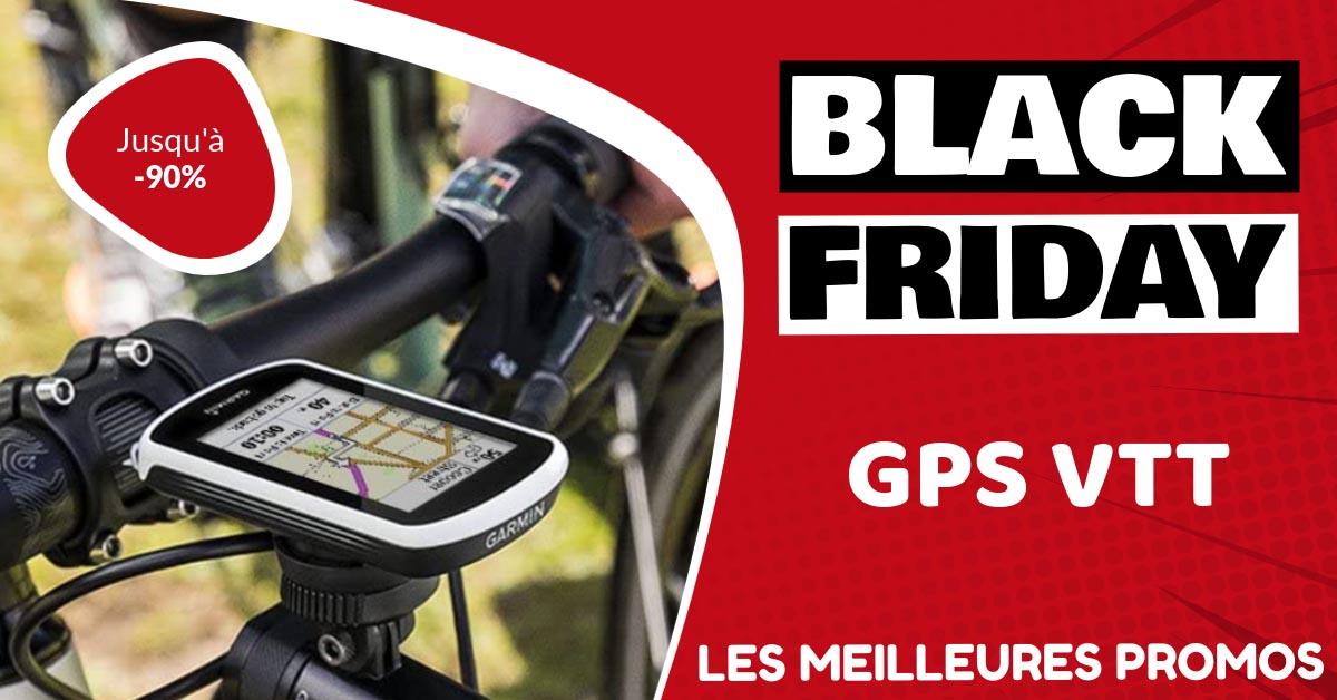 Gps Vtt Black Friday : les meilleures offres et promos