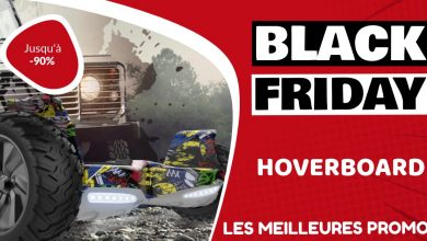 Hoverboard Black Friday : les meilleures offres et promos