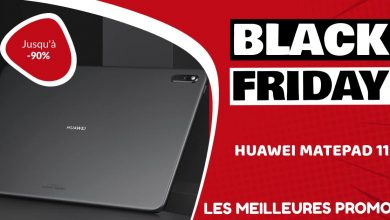 Huawei MatePad 11 Black Friday : les meilleures offres et promos