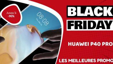 Huawei P40 Pro Black Friday : les meilleures offres et promos