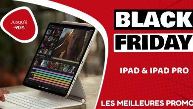 Ipad ou Ipad Pro Black Friday : les meilleures offres et promos