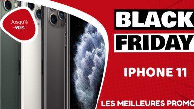 Iphone 11 Black Friday : les meilleures offres et promos