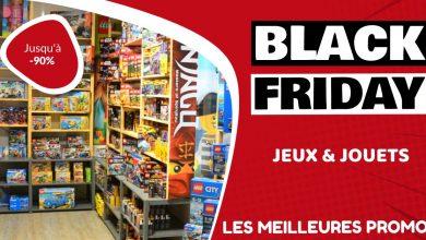 Jeux et jouets Black Friday : les meilleures offres et promos