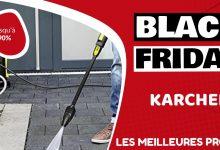 Karcher Black Friday : les meilleures offres et promos