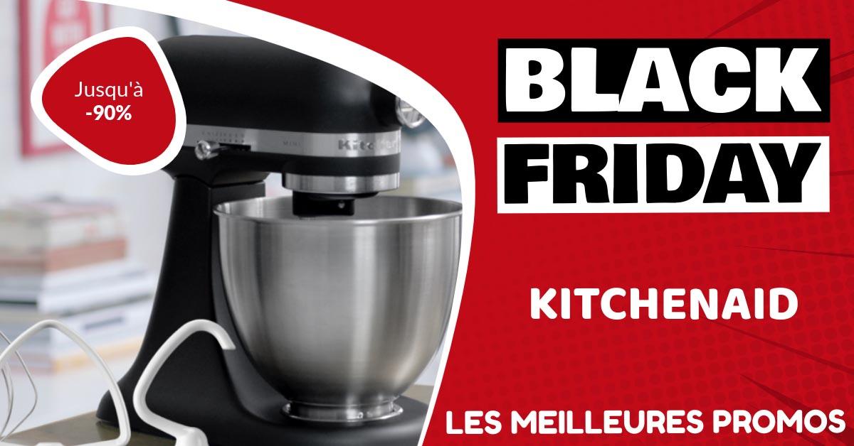 Kitchenaid Black Friday : les meilleures offres et promos
