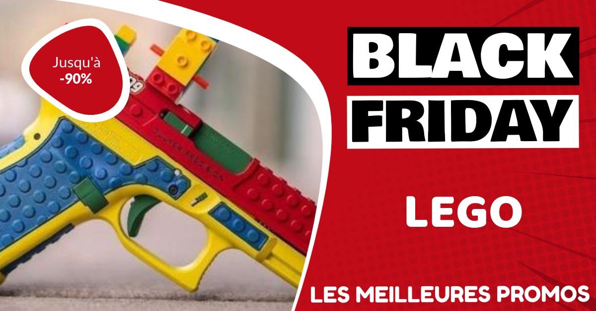 Lego Black Friday : les meilleures offres et promos