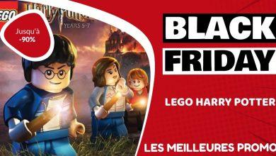 Lego Harry Potter Black Friday : les meilleures offres et promos