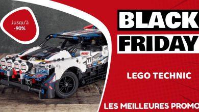 Lego Technic Black Friday : les meilleures offres et promos