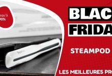 Steampod 3.0 Black Friday : les meilleures offres et promos