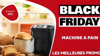 Machine à pain Black Friday : les meilleures offres et promos