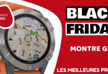 Montre GPS Black Friday : les meilleures offres et promos