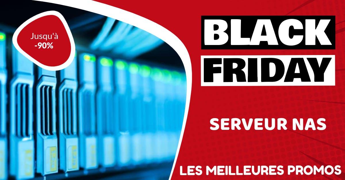NAS Black Friday : les meilleures offres et promos
