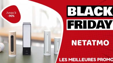 Netatmo Black Friday : les meilleures offres et promos