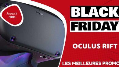 Oculus Rift Black Friday : les meilleures offres et promos