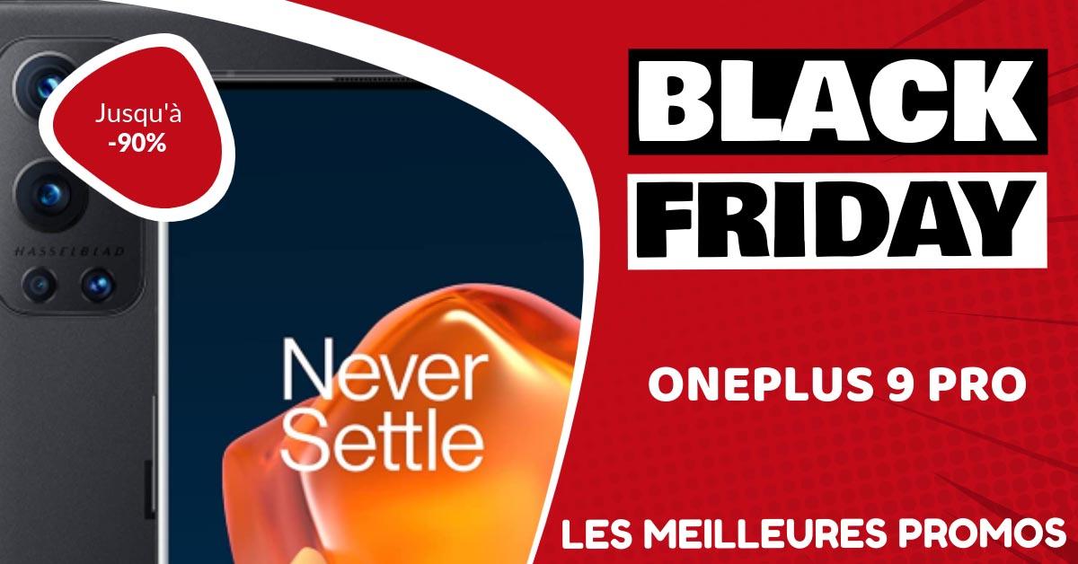 OnePlus 9 Pro Black Friday : les meilleures offres et promos