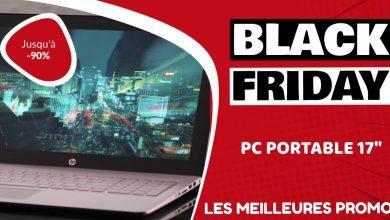 Ordinateur portable Black Friday : les meilleures offres et promos