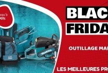Outillage Makita Black Friday : les meilleures offres et promos