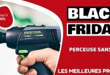 Perceuse sans fil Black Friday : les meilleures offres et promos