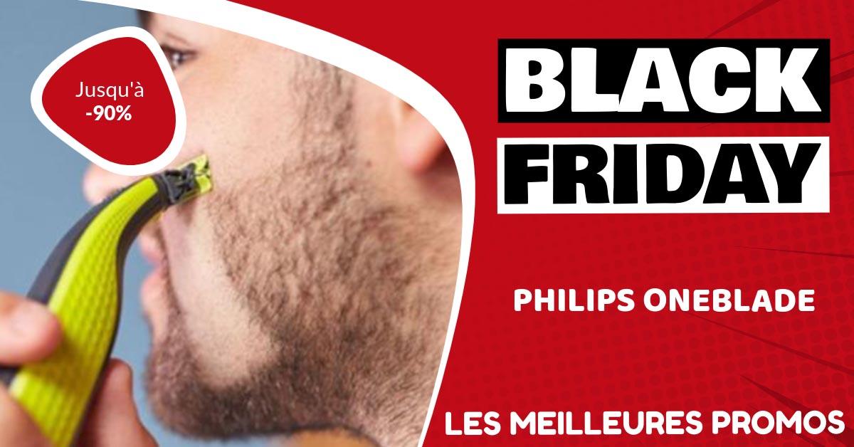 Philips Oneblade Black Friday : les meilleures offres et promos