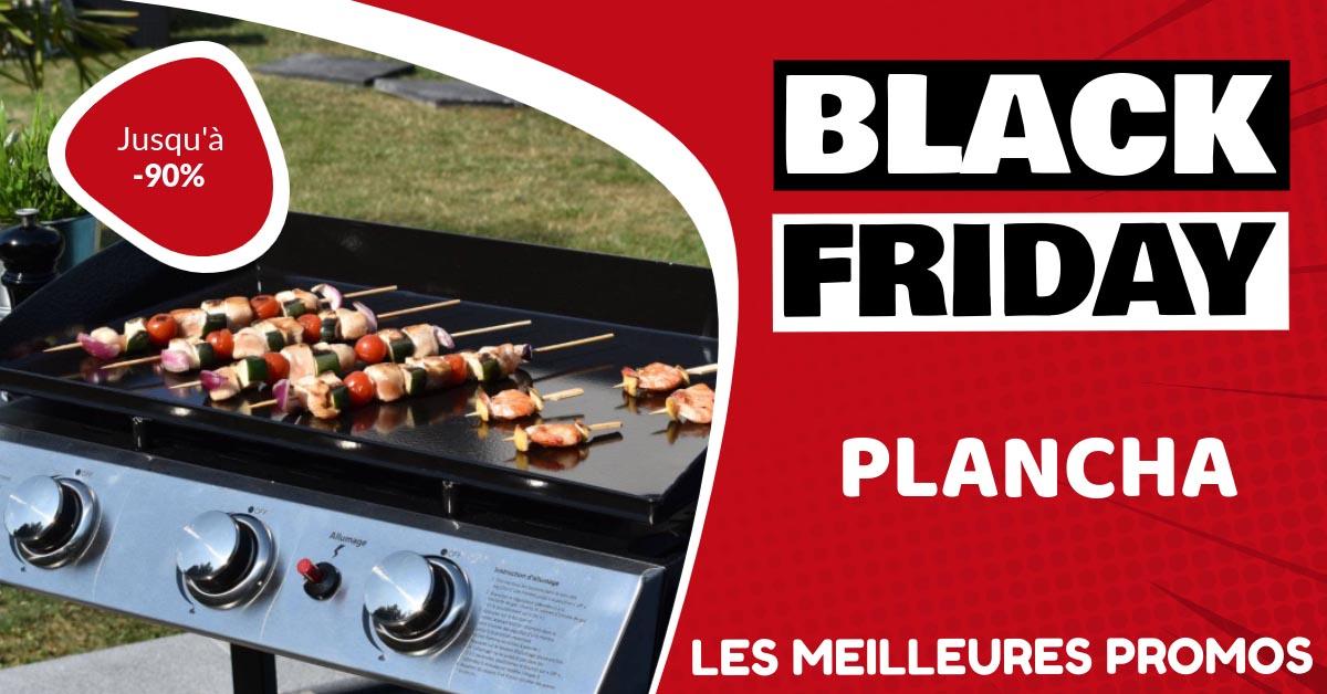 Plancha Black Friday : les meilleures offres et promos