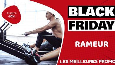 Rameur Black Friday : les meilleures offres et promos