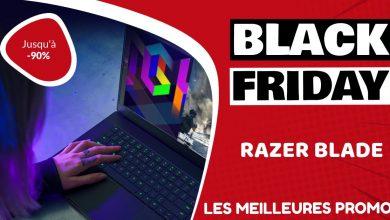 Razer Blade Black Friday : les meilleures offres et promos