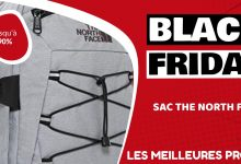 Sac à dos The North Face Black Friday : les meilleures offres et promos