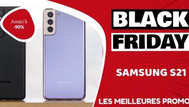 Samsung S21 Black Friday : les meilleures offres et promos
