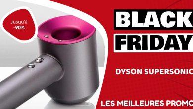 Dyson Supersonic Black Friday : les meilleures offres et promos