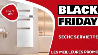 sèche serviette Black Friday : les meilleures offres et promos
