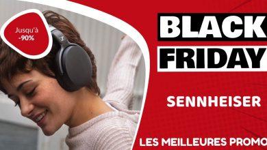 Sennheiser Black Friday : les meilleures offres et promos