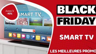 Smart TV Black Friday : les meilleures offres et promos