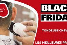 Tondeuse cheveux Black Friday : les meilleures offres et promos