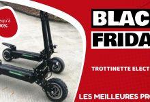 Trottinette électrique Black Friday : les meilleures offres et promos